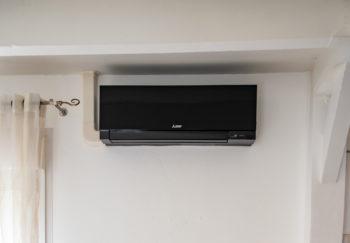 Lorraine chauffage installation climatisation reversible
