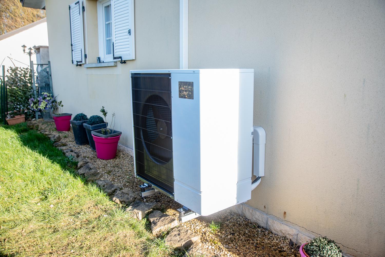 Installation Pompe-à-Chaleur Adoucisseur d'eau lorraine chauffage à metz